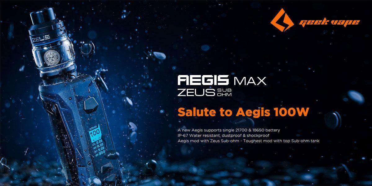 Geek Vape Aegis Max Kit
