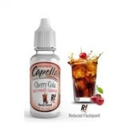 Capella Flavors Aroma - Cherry Cola RF (Cola mit Kirschgeschmack)