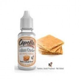 Capella Flavors Aroma - Graham Cracker v2 (Vollkorn-Butterkeks)