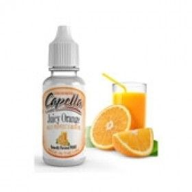Capella Flavors Aroma - Juicy Orange (Saftige Orange)