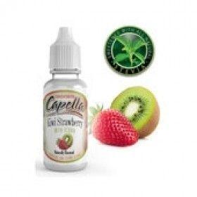 Capella Flavors Aroma - Kiwi Strawberry (Kiwi-Erdbeere) with Stevia