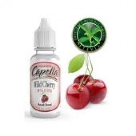 Capella Flavors Aroma - Wild Cherry (Wildkirsche) with Stevia