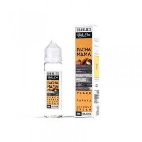 Charlie´s Chalk Dust Pacha Mama - Peach Papaya Coconut Cream - Shake & Vape Liquid