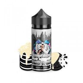 Dampfdidas - Black & White - Longfill Aroma