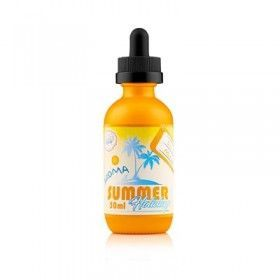 Dinner Lady - Summer Holidays - Shake & Vape Liquid - Sun Tan Mango