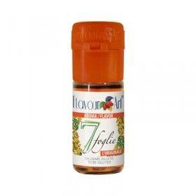 FlavourArt Aroma zum Liquid mischen - 7 Leaves Ultimate