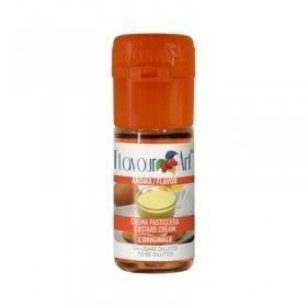 FlavourArt Aroma zum Liquid mischen - Vanillepudding - Custard