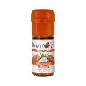 FlavourArt Aroma zum Liquid mischen - Kokosnuss 10ml