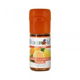 FlavourArt Aroma zum Liquid mischen - Zitrone Sizilianisch - Lemon Sicily