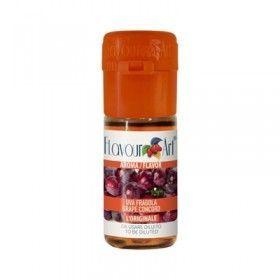 FlavourArt Aroma zum Liquid mischen - Traube Rot