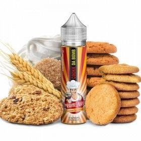 PJ Empire - Cream Queen - Cookie da Bomb - Longfill Aroma