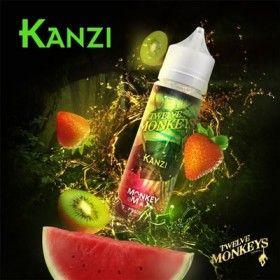 Twelve Monkeys - Shake & Vape Liquid - Kanzi