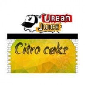 Urban Juice Aroma - Citro Cake