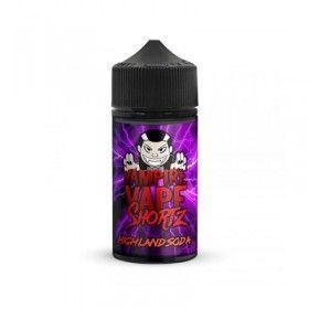 Vampire Vape - Shortz - Highland Soda - Shake & Vape Liquid