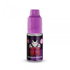 Vampire Vape Liquid - Strawberry Milkshake
