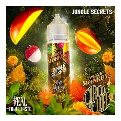 Twelve Monkeys - Jungle Secrets - Shake & Vape Liquid