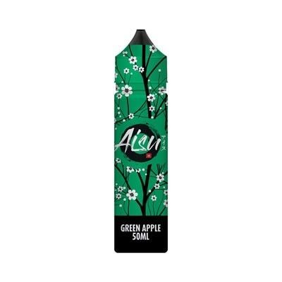 Aisu by Zap Juice - Green Apple - Shake & Vape Liquid