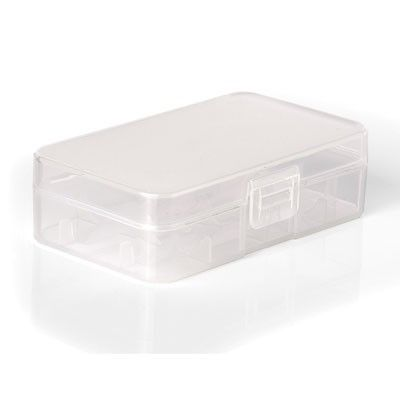 Akkubox für 2 x 21700/20700 Akkus