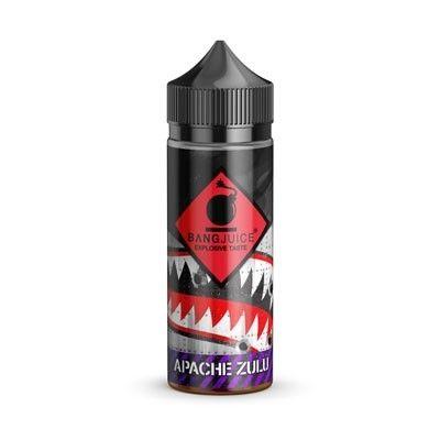 BangJuice - Division - Apache Zulu - Longfill Aroma