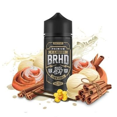 BRHD - Barehead - Cinnaroll - Longfill Aroma