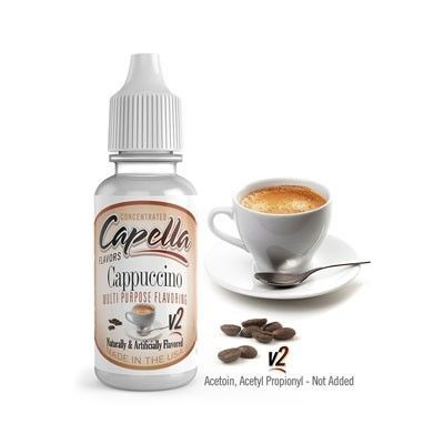 Capella Flavors - Aroma - Cappuccino v2