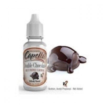 Capella Flavors Aroma - Double Chocolate v2 (Doppelte Schokolade)