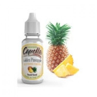 Capella Flavors Aroma - Golden Pineapple (Goldene Ananas)