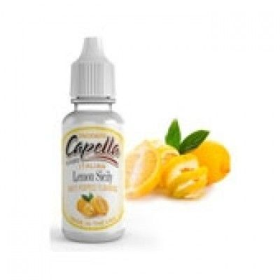 Capella Flavors Aroma - Italian Lemon Sicily (Zitrone Sizilanisch)