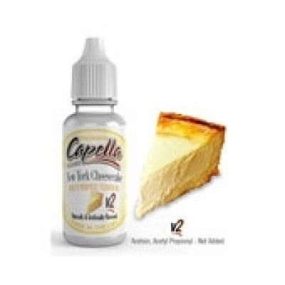Capella Flavors Aroma - New York Cheesecake v2 (Käsekuchen)