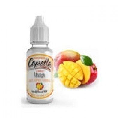 Capella Flavors Aroma - Sweet Mango (Süße Mango)