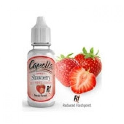 Capella Flavors Aroma - Sweet Strawberry RF (Süße Erdbeere)