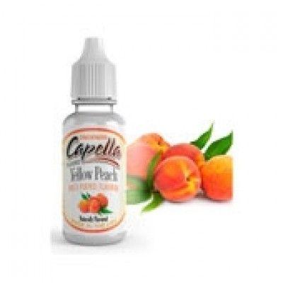 Capella Flavors Aroma - Yellow Peach (Gelber Pfirsich)
