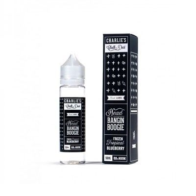 Charlie´s Chalk Dust Black Label - Shake & Vape Liquid - Head Bangin Boogie