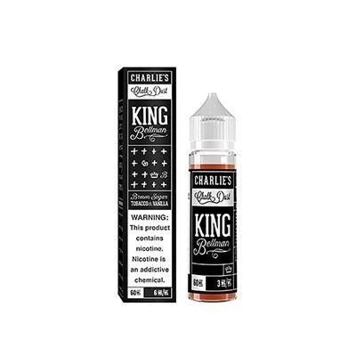 Charlie´s Chalk Dust Black Label - Shake & Vape Liquid - King Bellman