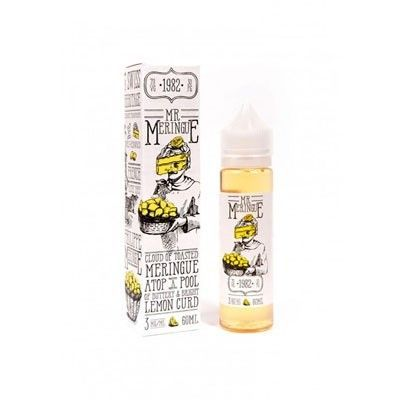 Charlie´s Chalk Dust - Shake & Vape Liquid - Mr. Meringue