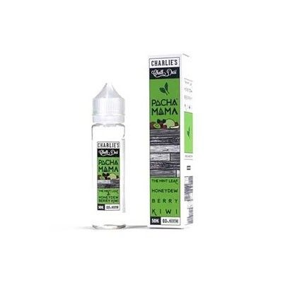 Charlie´s Chalk Dust Pacha Mama - Shake & Vape Liquid - The Mint Leaf Honeydew Berry Kiwi
