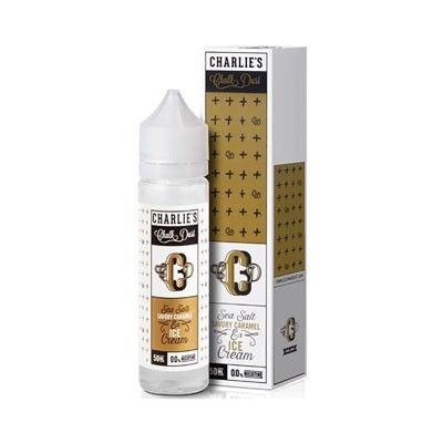 Charlie´s Chalk Dust - Shake & Vape Liquid - Sea Salt