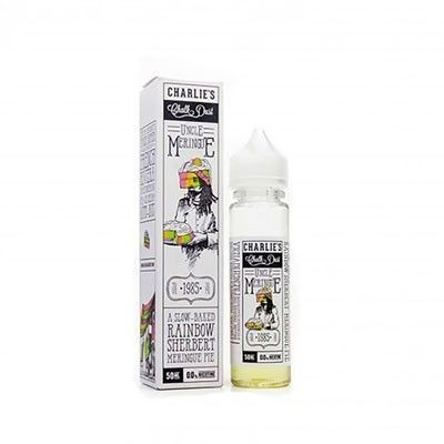 Charlie´s Chalk Dust - Shake & Vape Liquid - Uncle Meringue