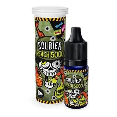 Chill Pill - Soldier Peach 5000 - Aroma