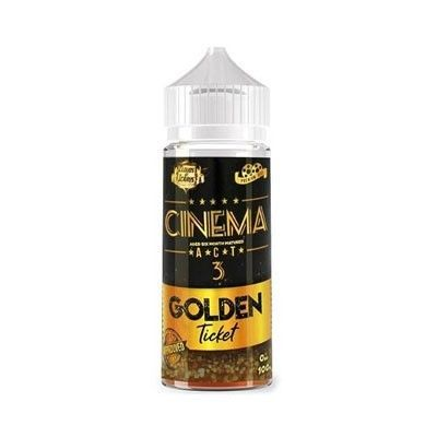 Clouds of Icarus - Cinema Act 3 - Golden Ticket - Shake & Vape Liquid