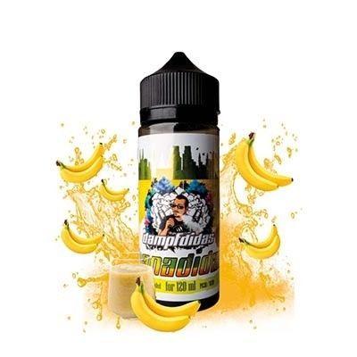 Dampfdidas - Bananidas - Longfill Aroma