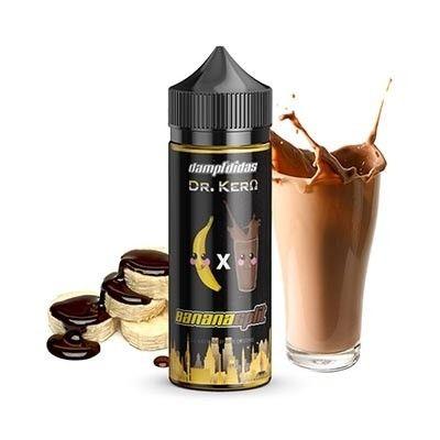Dampfdidas & Dr. Kero - Bananasplit - Longfill Aroma
