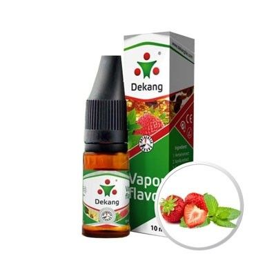 Dekang Liquid Strawberry Mint - Erdbeer-Minze