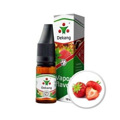 Dekang Liquid Strawberry - Erdbeere 10ml