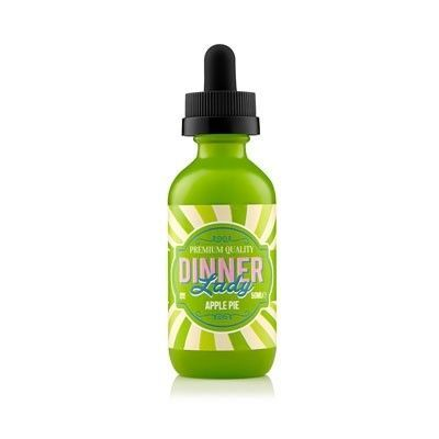 Dinner Lady - Shake & Vape Liquid - Apple Pie