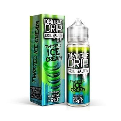Double Drip - Coil Sauce - Twisted Ice Cream - Shake & Vape Liquid