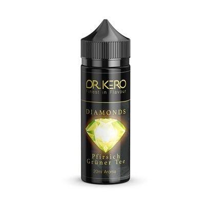 Dr. Kero - Diamonds - Pfirsich Grüner Tee - Longfill Aroma