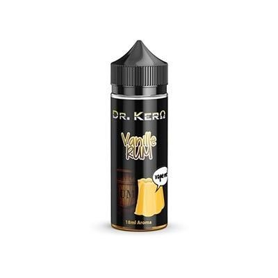 Dr. Kero - Vanille Rum - Longfill Aroma