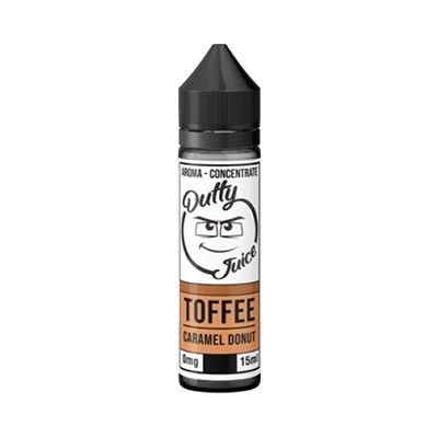 Dutty Juice - Toffee Caramel Donut - Longfill Aroma