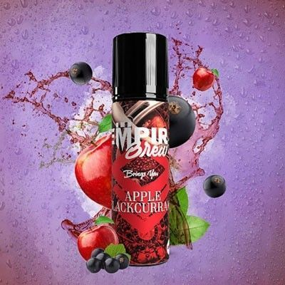 Empire Brew - Apple Blackcurrant - Shake & Vape Liquid